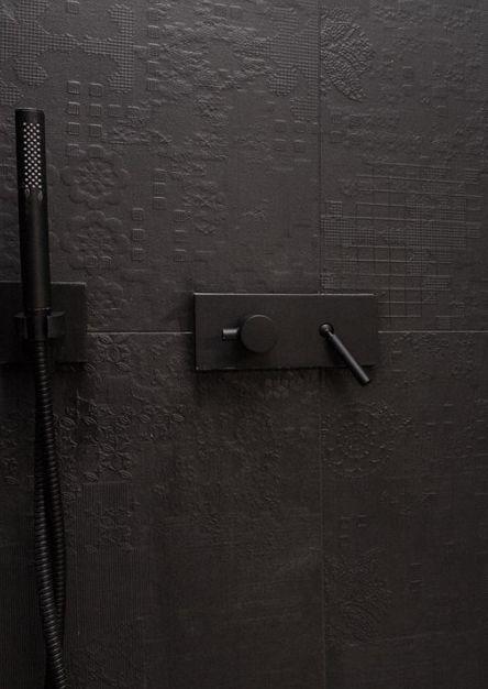 Masculine Bathroom Design in Poland by Studio Kasia Orwat _