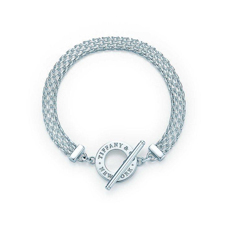 Tiffany Somerset™:Toggle Bracelet
