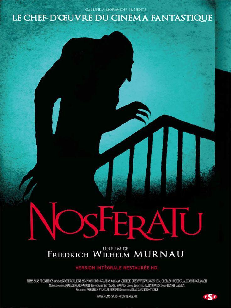 Nosferatu Le Vampire Eine Symphonie Des Grauens Wilhelm Friedrich Murnau