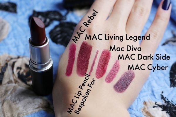 Помады MAC Matte Lipstick в оттенках Styled In Sepia, Heroine, Living Legend из коллекции The Matte Lip Collection отзывы — Отзывы о косметике — Косметиста