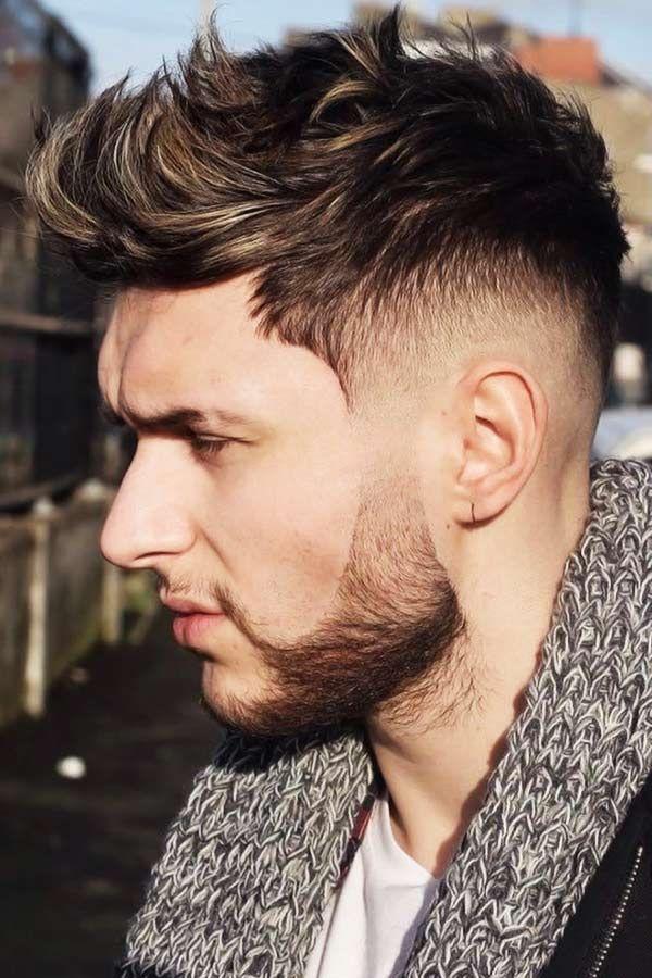Best Ways To Give Yourself Trendy Mutton Chops Beard Menshaircuts Faux Hawk Hairstyles Rockabilly Hair Men Rockabilly Hair