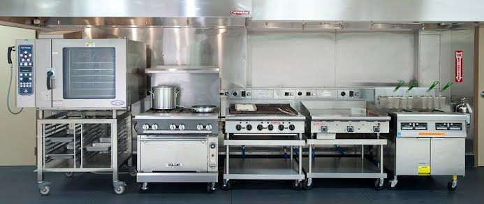 R & S Mechanical is your team for commercial kitchen equipment services & installation in the Triangle area. http://www.rsmechanicalservices.com/commercial/restaurant-services/
