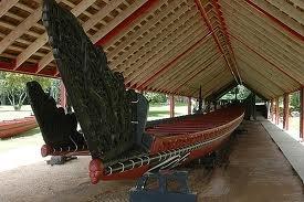 Maori Waka (canoe). This is my Waka from Ngapuhi, Ngatokimatawhaorua