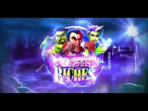 Monster Riches - The Slots Spin-pocalypse is Here! - YouTube