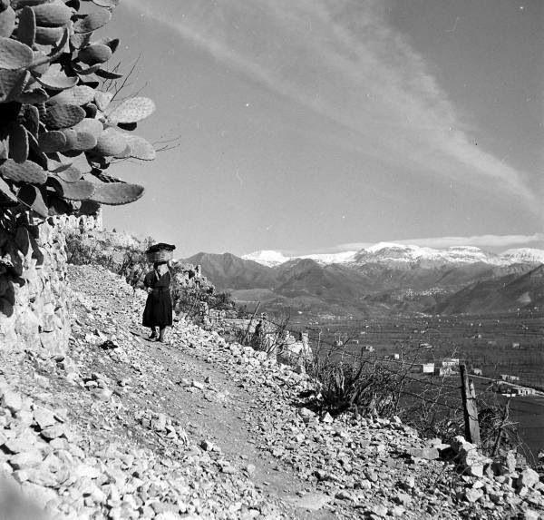 Ciociaria Italy 1940s