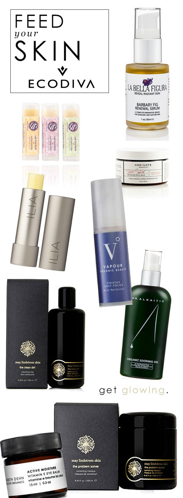Hydrate, Spot Treat, Zone In & #Prime!  THE BEST ORGANIC SKINCARE FOR FALL by Garcy Fry