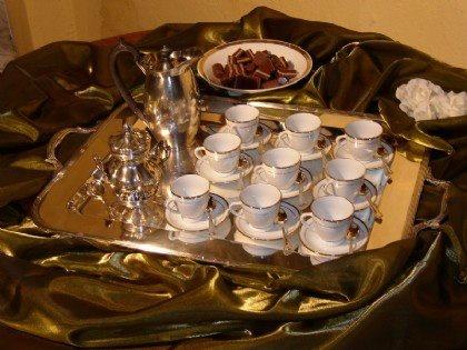 l'ora del caffè