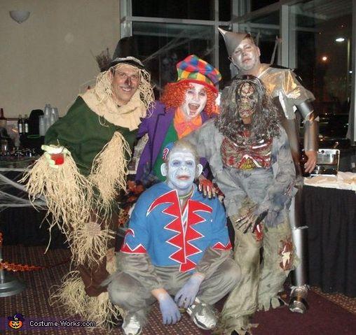 Nikko (Winged Monkey) Wizard of Oz - Halloween Costume Contest via @Costume Works