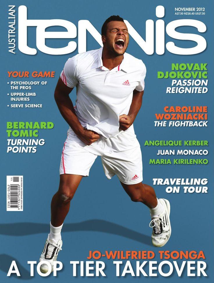 #ClippedOnIssuu from Australian Tennis Magazine - November 2012