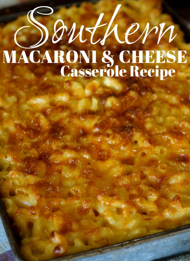 Best 25+ Southern mac and cheese ideas on Pinterest   Southern macaroni and cheese, Macaroni and ...