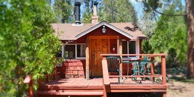 Idyllwild, CA cabin - Woodland Park Manor