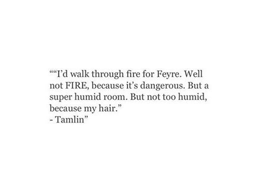 Basically sums up the entirety of Tamlin's character.