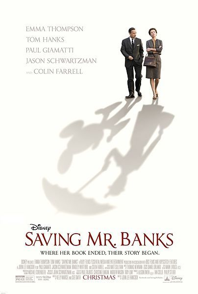 Saving Mr. Banks Movie Review #SavingMrBanks