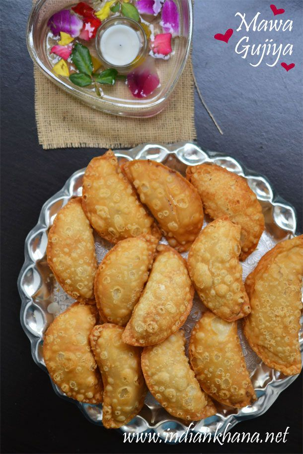 Mawa Gujiya - the most #special #sweet for #diwali in our home...it's almost like #deepavali is incomplete without these yummy Gujiya and this is very special since it bring lot of good memories ...try some to make your own special memories this #festiveseason