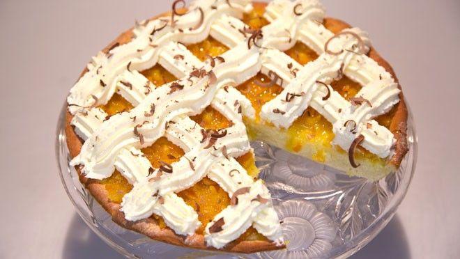 Sinaasappel-rijstevlaai - Rudolph's Bakery | 24Kitchen
