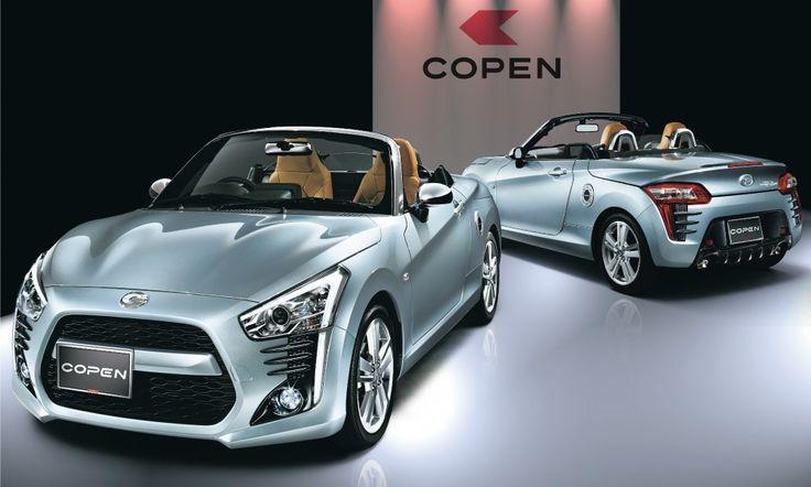 Toyota Takes Full Control Of Daihatsu Autotribute Daihatsu Copen Daihatsu Toyota
