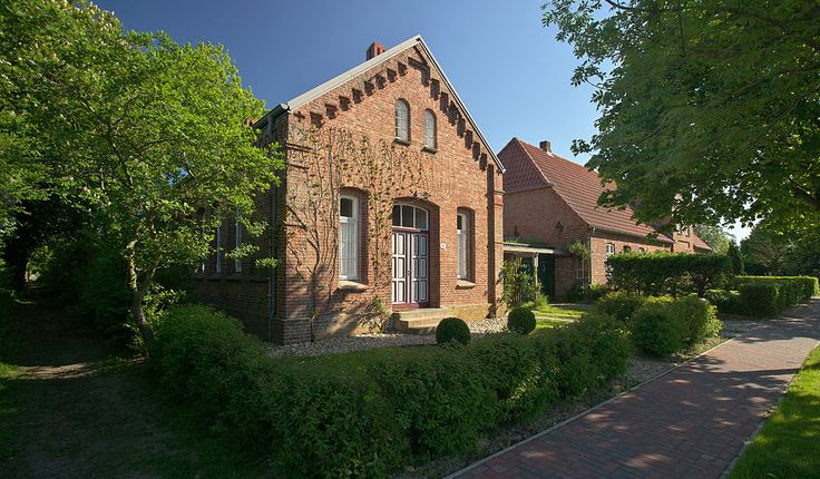 Harmschool, holiday home in an old School, Germany, Schleswig-Holstein