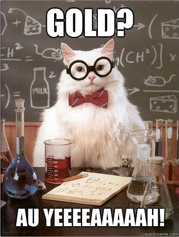 7 Most Fascinating Science Puns by Science Cat. Lol.