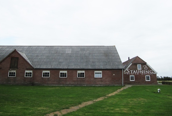 Stauning Whisky Distillery  http://whisser.com/2013/01/21/stauning-peated-1st-edition-at-the-distillery/