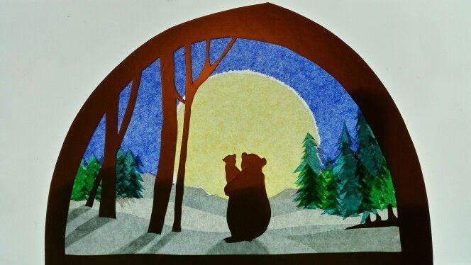 Grote beer en kleine beer www.mezekind.nl