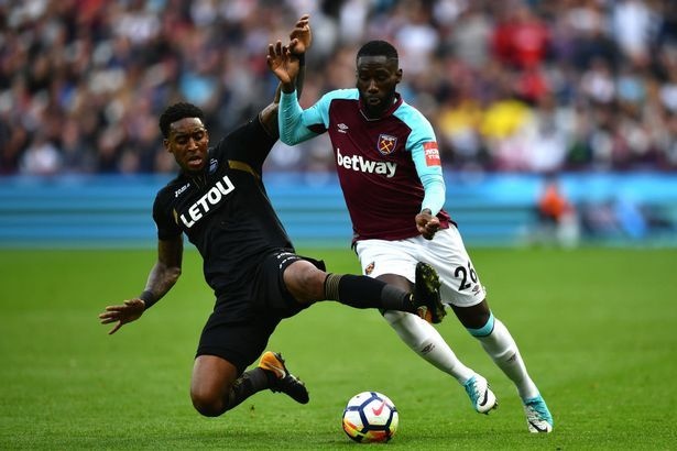 Arthur Masuaku gives West Ham fans the news they want to hear after talk of a potential exit - football.london