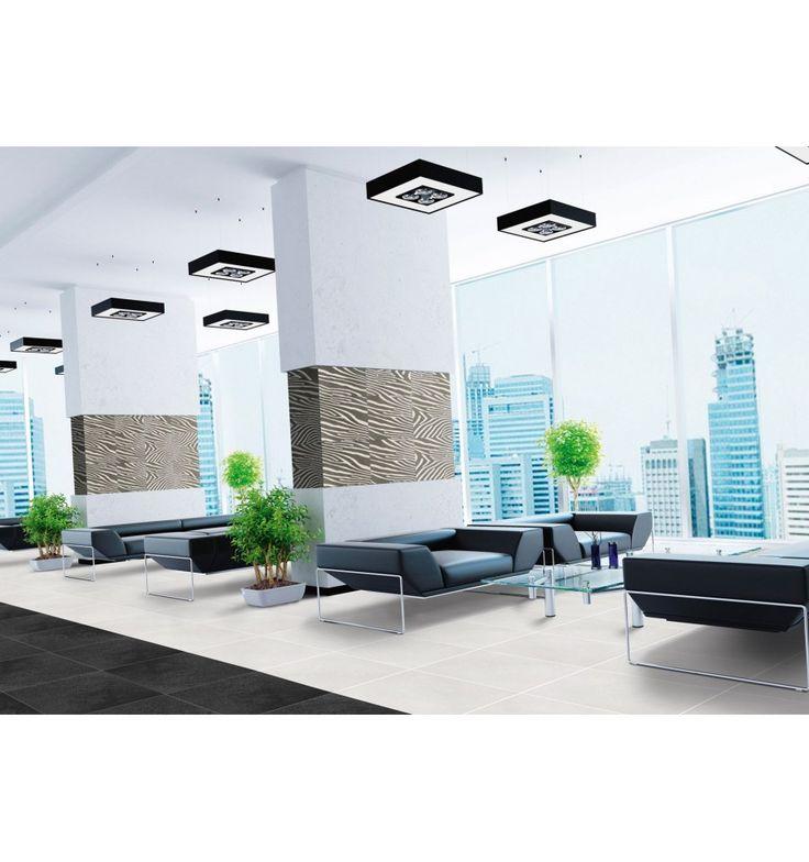 Dekoration klinker online för badrum och kök på Kakelmonster | Cavallino Zebra 45x45