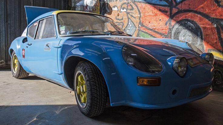 Réparation Simca CG 1300 et autre voiture de collection ou voiture ancienne à Quimper. Entretien mécanique voiture Chappe et Gessalin au garage du Cosquer