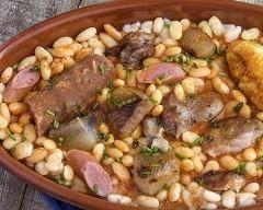 Cassoulet maison aux haricots blancs - Une recette CuisineAZ