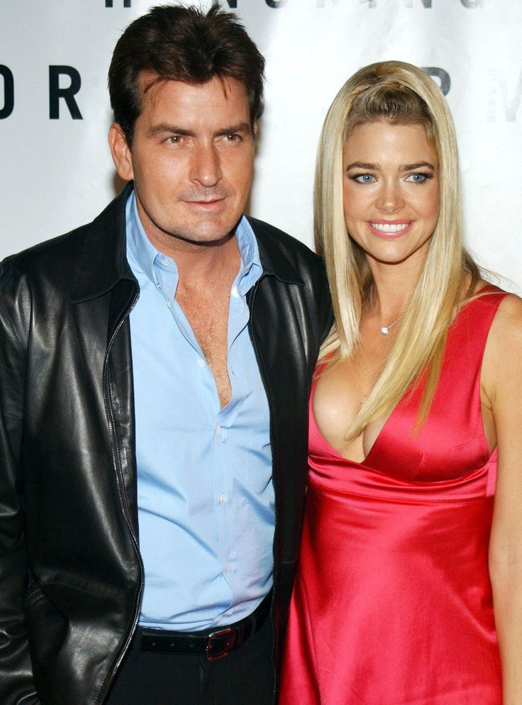Denise Richards & Charlie Sheen's Teen Daughter Is A Carbon Copy Of Her Dad+#refinery29