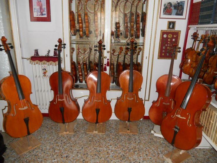 violoncelli