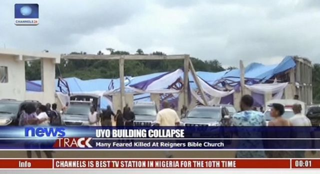 #Breaking_News, Nigeria : 160 dead in collapsed Nigerian church !  | Practical World by Pratica