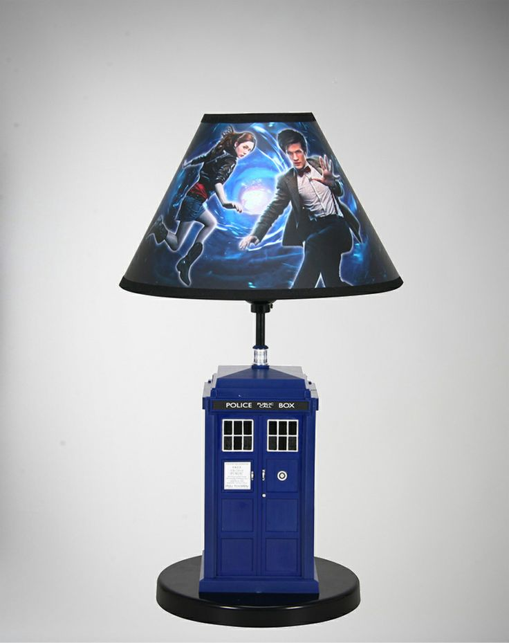 dr who tardis table lamp kids bedroombedroom ideasdoctor - Dr Who Bedroom Ideas