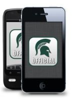 For the 2013-14 school year, Michigan State has released an updated mobile application for all Spartans fans, with compatible iOS and Android devices. The updated official mobile application for Michigan State now offers access to live content, full gametracker sport coverage as well as upgraded in-app notifications
