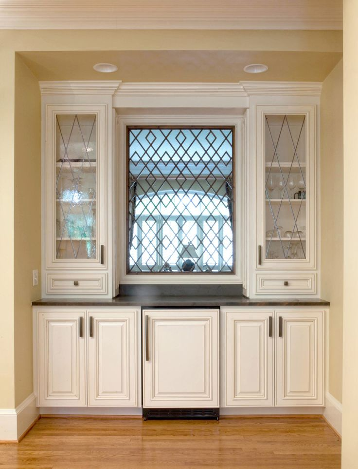 19 best images about glass doors custom cabinets on for Decorating cabinets with glass doors