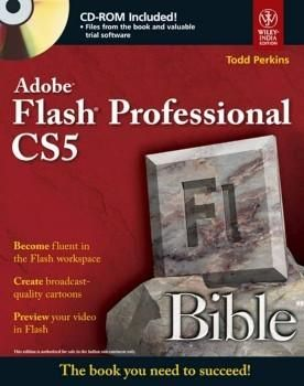 Adobe Flash Professional CS5 Bible w/cd