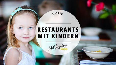 Essen und dabei stillsitzen? Ist nicht mit Kids! In diesen Restaurants können Kinder sich erst den Bauch vollschlagen und dann toben.