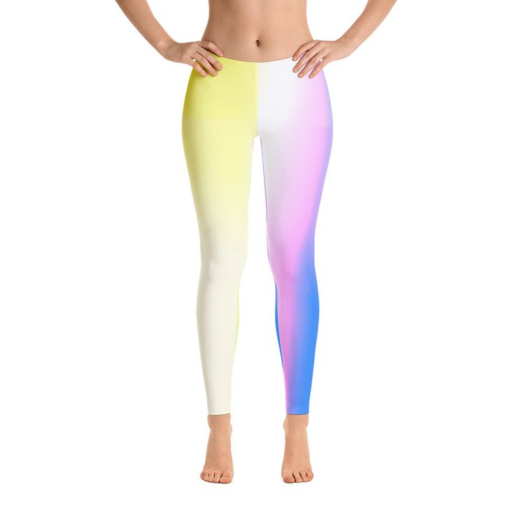 Discovery Zone Leggings by Tyler Spangler | Inktale