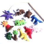 フェルト 恐竜セット 知育グッズ 子供 手作り おもちゃ