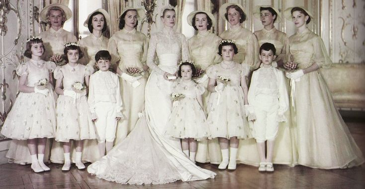 The Dowry Box, by Odyssey Events: Grace Kelly   The wedding of the Century