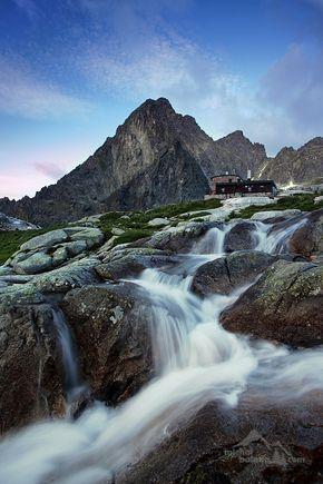 Vysoké Tatry, Malá Studená dolina - Téryho chata, Slovensko