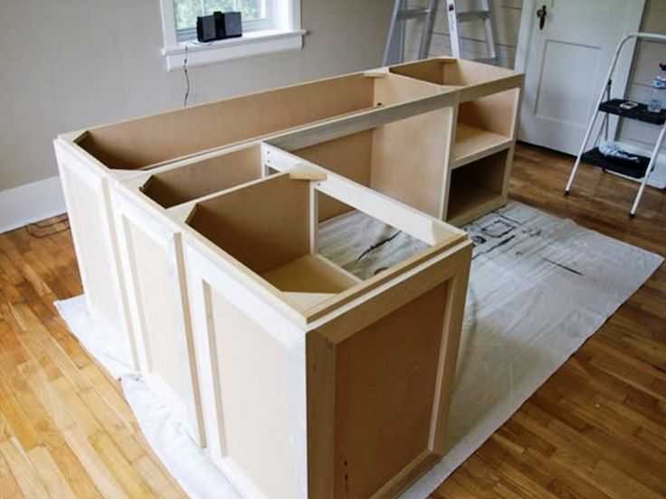 Building an l shaped desk design decoration for Bay window shaped desk