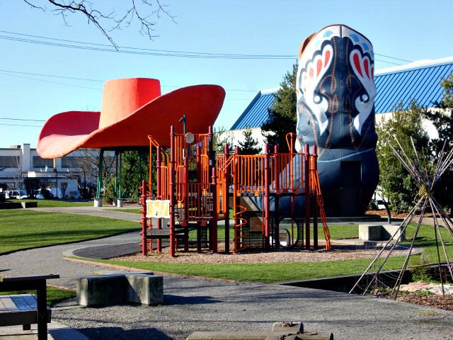 Stuck in a park rut? We've rounded up 20 parks from Auburn to Lynnwood that you may not even know existed... until now!