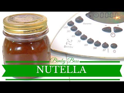 Bimby – Nutella fatta in Casa | Video Ricette Bimby