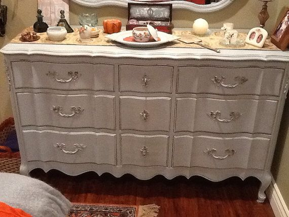 Vintage French Provincial Bedroom Set On Etsy 2 000 00