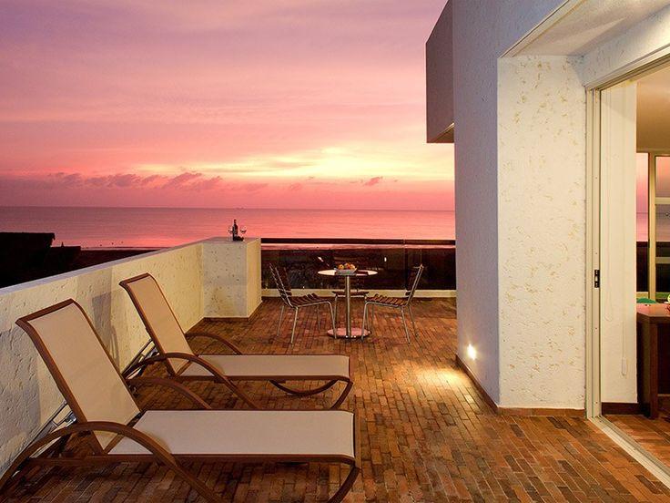 Habitación del hotel Occidental Grand Cartagena