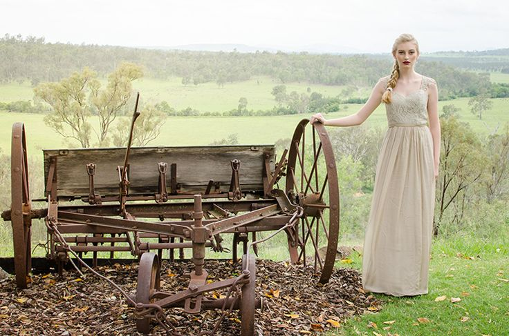 Bridal Style Inspiration: Colour Me Vintage - The Wedding Playbook