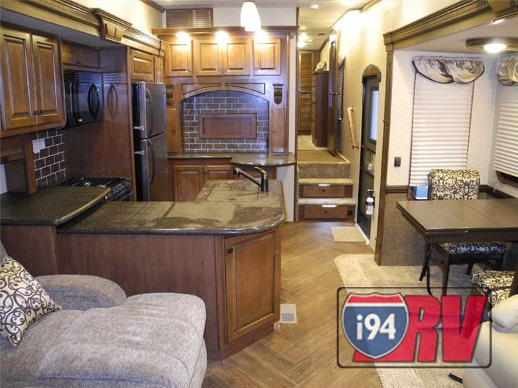 Rv Trailers For Sale >> Heartland Gateway 3500RE Luxury 5th Wheel RV | Awesome RVs ...