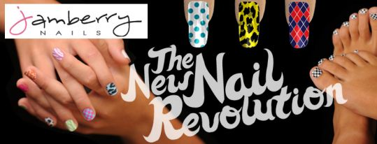 Jamberry - The New Nail Revolution!