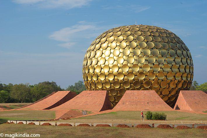 Auroville, pondicherry