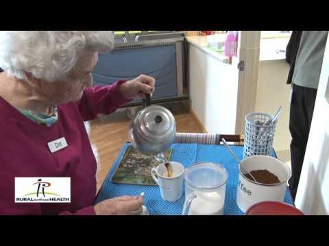 Wattle's innovative program for people living with dementia - Australia - YouTube